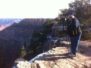 On the Edge-Grand Canyon