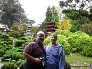 Japanese Gardens-San Francisco