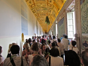 "Later Tour ~ The Vatican ""Shuffle"""